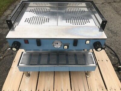 Like New La Marzocco Linea Classic 2 Group Ee Semi Auto Espresso Machine