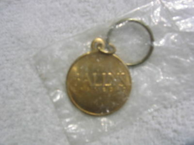 BALLY'S LAS VEGAS  KEY CHAIN  RING NEW MVP PLUS BALLY BUCK