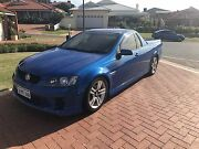 2008 Holden UTE, SV6, 60TH Anniversary, VE Kingsley Joondalup Area Preview