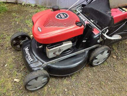 Masport 490 3 in 1 lawnmower 190cc + Catcher. Serviced+Warranty.