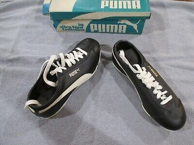 8a33d4fb886 Vintage Puma 1550 Size 6.5 Baseball Cleats Shoes Leather New