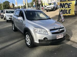 2007 Holden Captiva auto  turbo diesel wagon