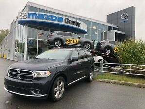 2014 Dodge Durango SXT 7Pass AWD Blueto