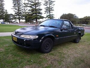 1997 Ford Falcon Ute Cottesloe Cottesloe Area Preview