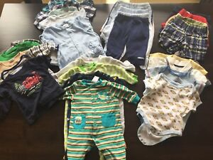 Boys 3-6months clothing