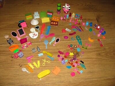 Barbie bundle dolls - only accessories and other