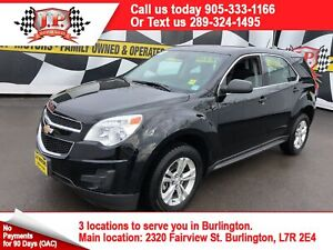 2015 Chevrolet Equinox LS, Automatic, Power Group
