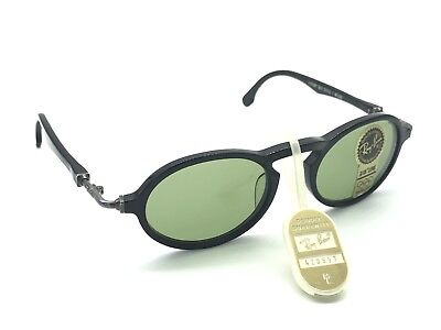 Ray-Ban B&L Gatsby Deluxe Style 1 Black Sunglasses G-15 Lens W1525 VTAC Rare New