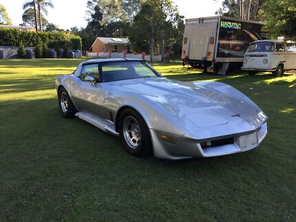 1981 Chevrolet Corvette right hand drive Waterford Logan Area Preview
