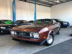 1972 Ford Mustang Automatic Coupe Blacktown Blacktown Area Preview