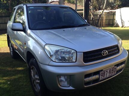 2003 Toyota RAV4 Wagon Eight Mile Plains Brisbane South West Preview