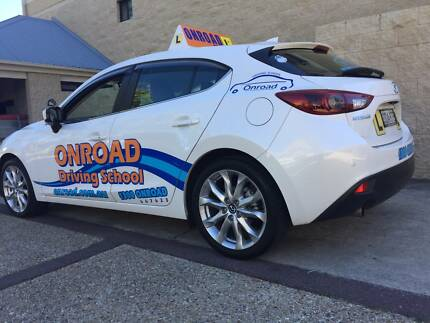 Driving lessons - Driving School Brisbane