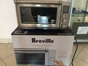 Breville Smart Oven Element IQ Great Condition BOV800 Yagoona Bankstown Area Preview