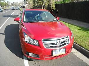 2011 Holden Cruze WITH REGO & RWC + 1 YEAR WARRANTY! Coburg Moreland Area Preview