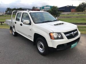2011 Holden Colorado RC LX (MY11) Crew Cab Cab Chasis 4x2 Ute Bungalow Cairns City Preview