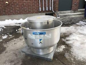 Système de ventilation commercial