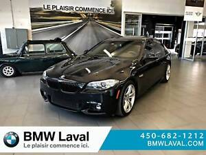 2014 BMW 535I xDrive GROUPE M SPORT, CAMERA DE RECUL