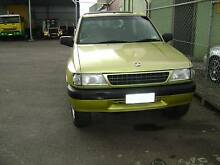 1997 Holden Frontera Wagon Exeter West Tamar Preview