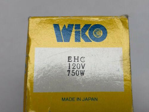 EHG 750 Watt 120 volt G9.5 base