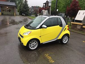 2008 Smart Passion Convertible LOW KM CERTIFIED