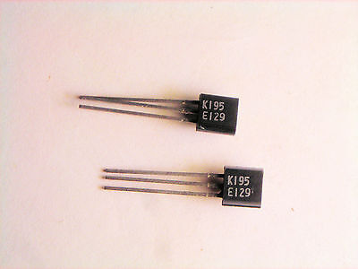 2sk195 Original Nec Fet Transistor 2 Pcs
