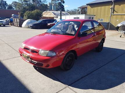 FORD FESTIVA TRIO 3DOOR MANUAL