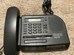 Sony Dream Machine FM/AM Clock Radio ID Telephone Corded Phone SCT-ID10 *NICE*