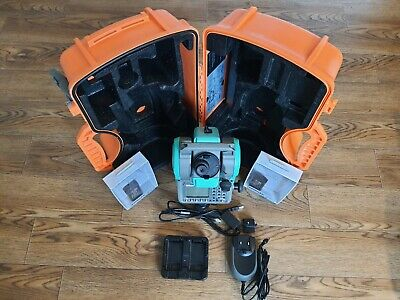 Slightly Used Nikon Nivo 5.m 5 Dual Face Total Station Free Shipping Worldwide