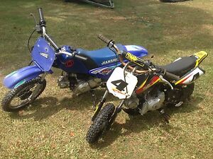 KIDS MOTORBIKES 50cc AND 90cc Beaudesert Ipswich South Preview
