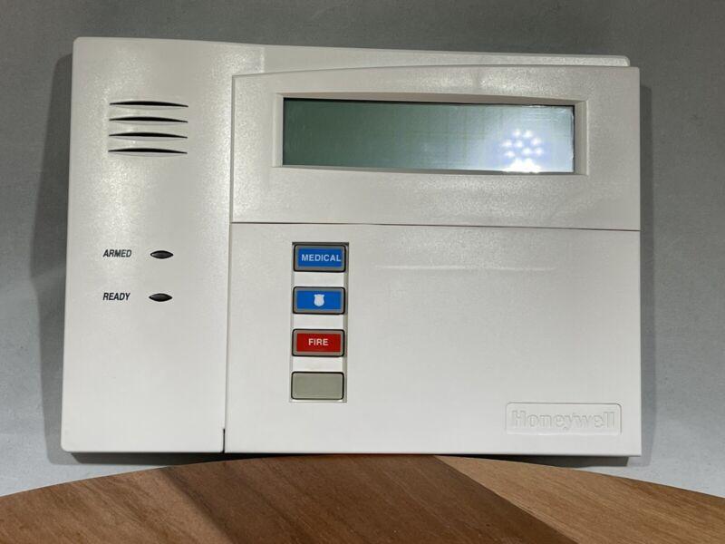 Honeywell 6160RF Alpha Integrated Keypad/Receiver