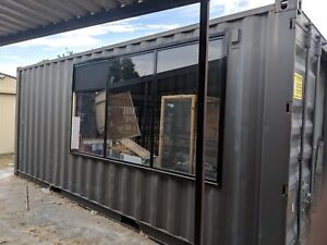 Shipping Container (Shed)