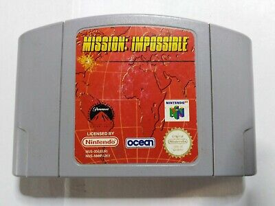 Mission: Impossible (N64) - PAL
