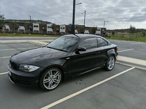 2008 BMW 135i Sport E82