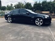 Holden Commodore Ve ssv 2008 black V8 Gawler Gawler Area Preview