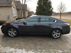 2012 Acura TL SH-AWD with technology package!