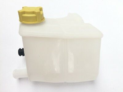 Coolant Expansion Header Tank Reservoir + Cap For ford KA & Street KA 1996-2009