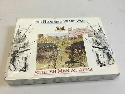 Accurate Figures 1:72 the Hundred Years War English Men at Arms Kit 7206