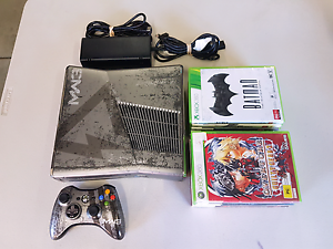 XBOX 360 MODERN WARFARE 3 LIMITED EDITION CONSOLE AND GAMES BUNDL Casuarina Kwinana Area Preview