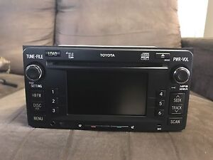 Toyota Hilux Headunit Gordonvale Cairns City Preview