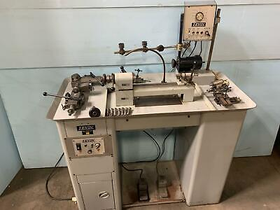 Loaded Levin Precision Instrument Lathe 3c 4 X 9-12 30k Of Tooling Milling