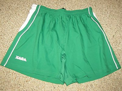 XARA Women's Soccer Green Shorts Size S    $25, used for sale  Shipping to India