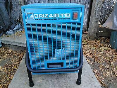 Dri-eaz Drizair F133 110 Pint Refrigerant Dehumidifier Remove Up To 14 Gpd 5054