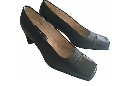 Ocean Leder Schuhe (Simona Fashion Damen Schuhe  ocean  Leder  Gr.6  39                    (8718-2))