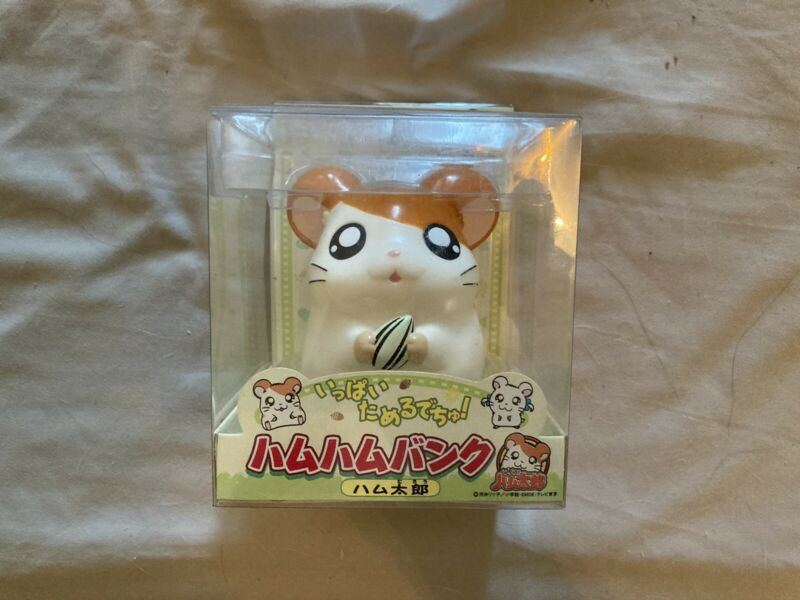 Tottoko Hamtaro Bank New