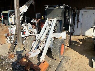 Bobcat 1600 Articulating Loader