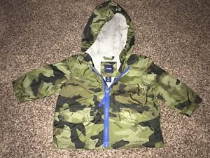 New Baby Gap Rain Jacket.