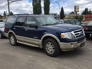 2007 Ford Expedition Eddie Bauer SUV, Crossover