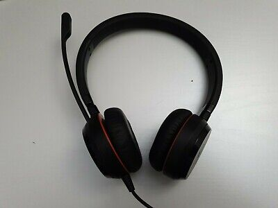 Jabra Evolve 20 SE Stereo Headset only 3 carrying cases availible with purchase