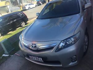 2010 Toyota Camry hybrid Southport Gold Coast City Preview