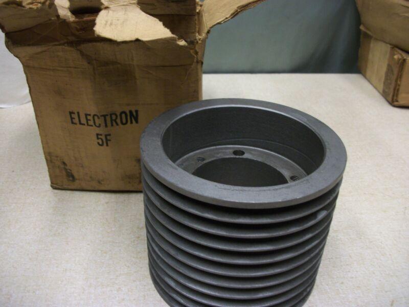Electron 10-3V-5.30 SK 7873-0053 Super HC QD 10 Groove Sheave D379682